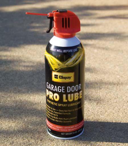garage door lube28 best Garage Door Maintenance Tips images on Pinterest  Garage