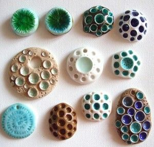 керамические украшения