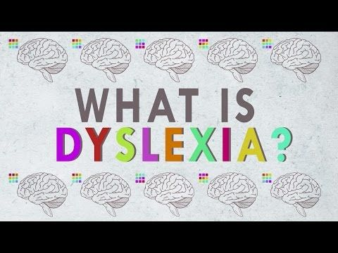 "Dyslexia affects up to 1 in 5 people, but the experience of dyslexia isn't always the same. This difficulty in processing language exists along a spectrum -- one that doesn't necessarily fit with labels like ""normal"" and ""defective."" Kelli Sandman-Hurley urges us to think again about dyslexic brain function and to celebrate the neurodiversity of the human brain. http://ed.ted.com/lessons/what-is-dyslexia-kelli-sandman-hurley"