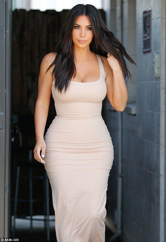 Kim Kardashian Figur