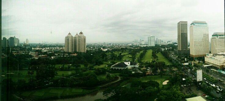 Good Morning Jakarta by Marcelino Satyagraha