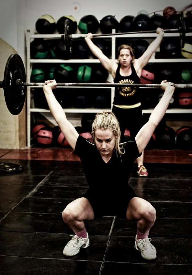 Inspiring People: Emma from Embracing It #crossfit #paleo