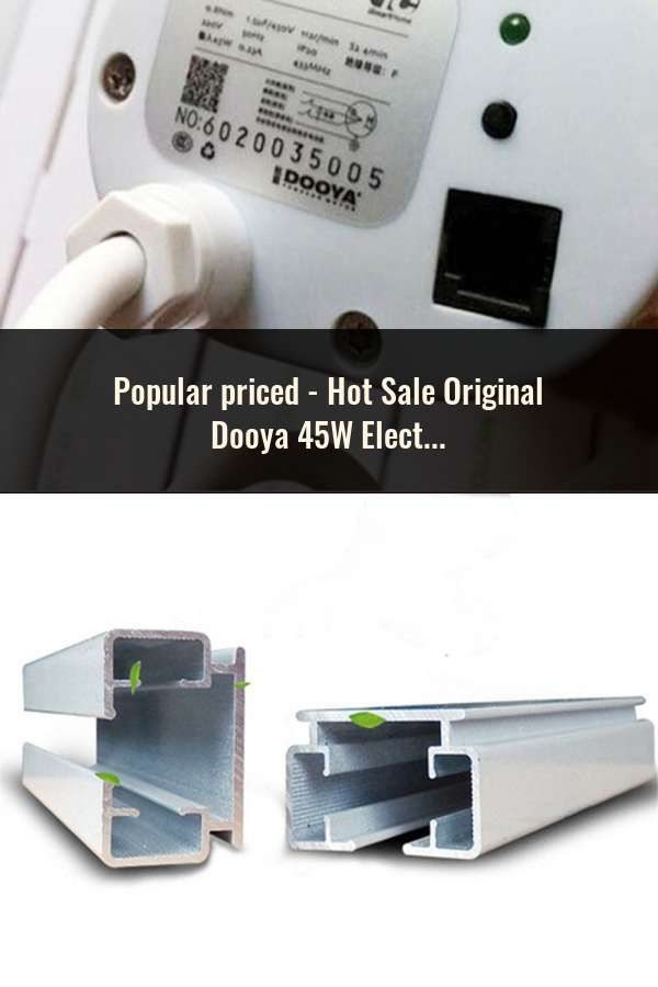 Hot Sale Original Dooya 45w Electric Curtain Motor Dt52e With