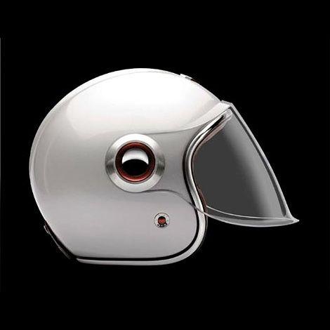 Go speed racer! Belvedere helmet by Les Ateliers Ruby