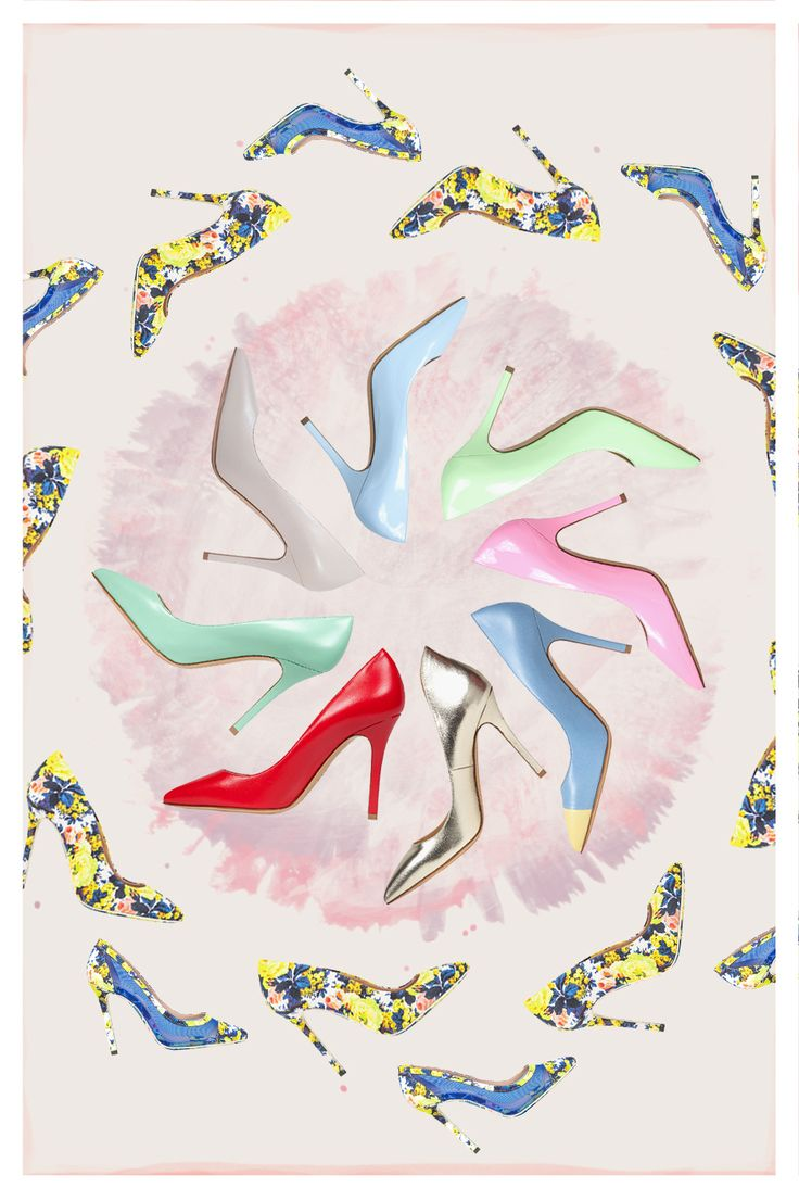 #MSGM Pumps / Semilla Pumps.  In celebration of the Chinese New Year we've put together our CNY Best, a list of must-have pieces for fashion insiders to ring in the Chinese New Year.  Receive 30% off your favourite CNY looks between now and the 25th, February 2015 when you use promotional code Lucky30 at checkout. Gong Xi Fa Cai, everyone!