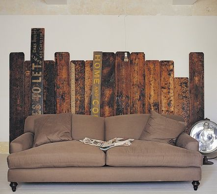 1000 Images About Bed Head On Pinterest Grey Wood Diy
