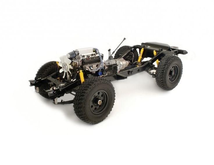 The ICON FJ40