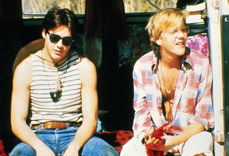 Young Robert Downey Jr. & Kiefer Sutherland | 1969   Very attractive …