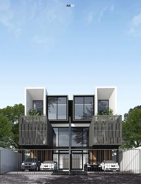Exceptional Architecture Design, House Design, Architectural Drawings