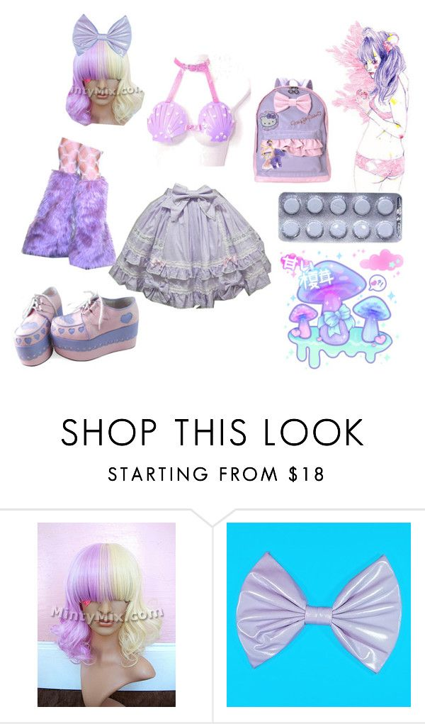 """""""Beyond Wonderland"""" by skeleton ❤ liked on Polyvore featuring My Little Pony"""