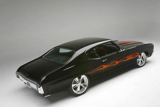 '70 Chevelle - Heavy Metal -
