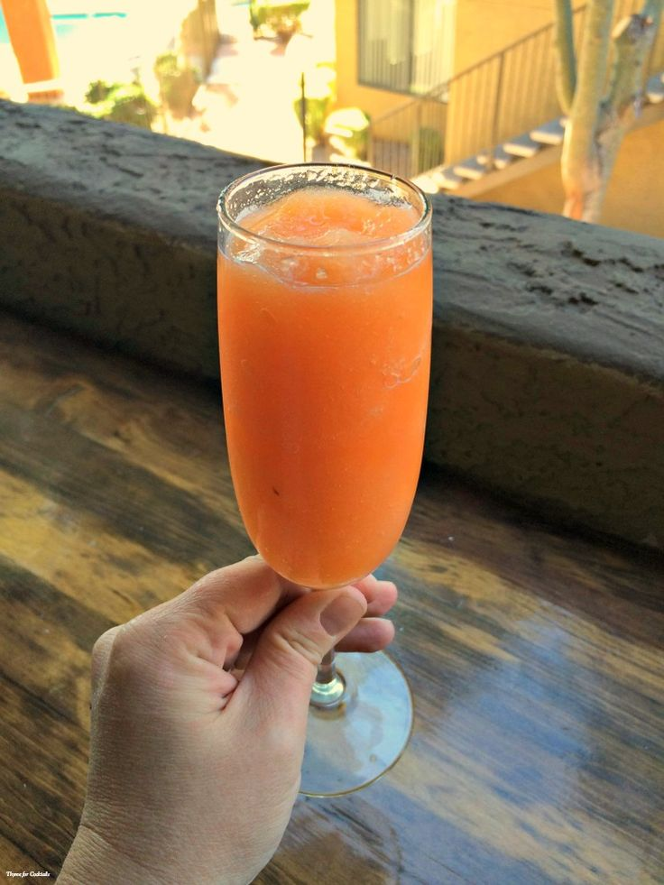 ... on Pinterest | Peach bellini, Dole pineapple and New year celebration