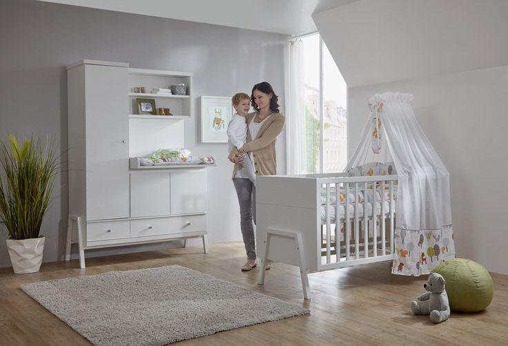 Schardt Kinderzimmer Holly White ➤ Jetzt online kaufen | windeln.ch