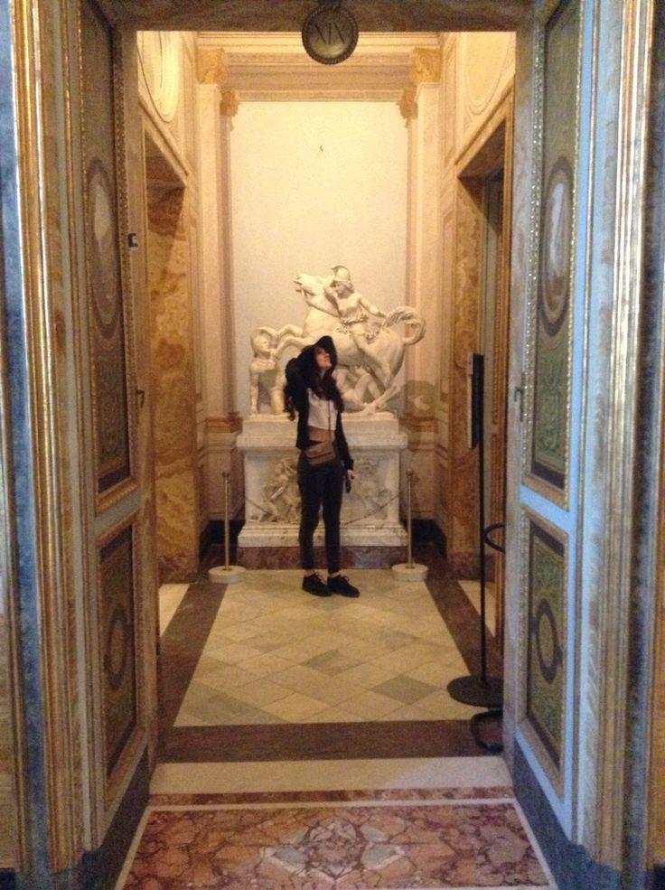 Roma Galleria Borghese|| school trip|| GaiaFapani