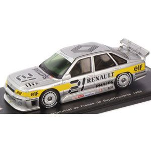 Renault R21 Turbo 4x4 - 1988 French Touring Car Champion - #21 J. Ragnotti