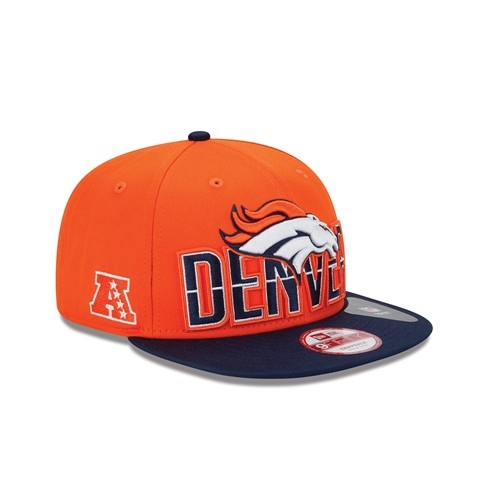 Denver #Broncos 2013 New Era® 9FIFTY® Draft Hat. Click to order! - $29.99