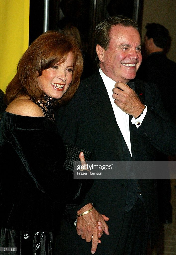 Actress Stefanie Powers and Robert Wagner arrive at the 12th Annual BAFTA/LA Britannia Awards held at the Century Plaza Hotel on November 8, 2003 in Los Angeles, CA.