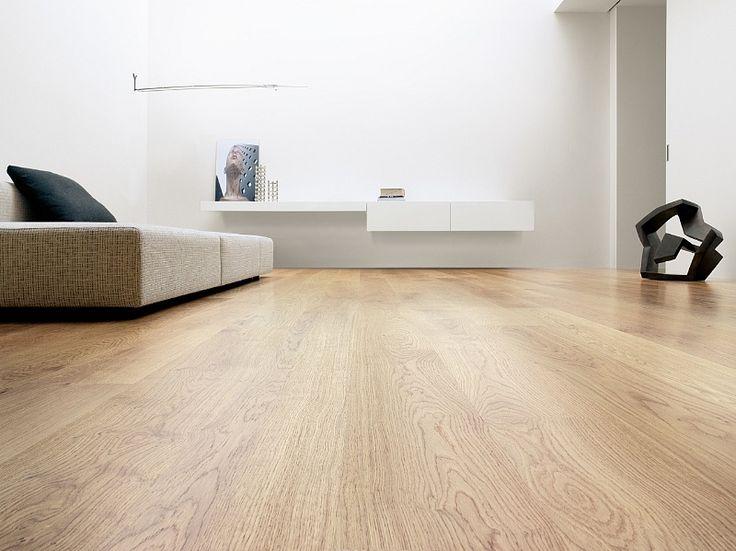 pavimenti-in-legno-parquet-listoni-rovere-bilanciato-listone - laminat in küche