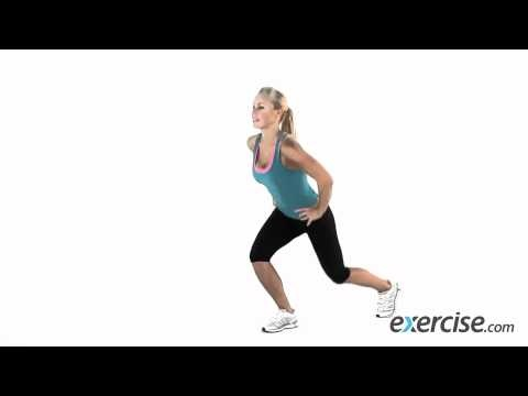 Switch Lunges(Split Jumps)
