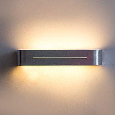 Inspirational HEYUN u Moderne LED Wandleuchte Wohnzimmer Schlafzimmer Nacht kreative l ngliche Toilette Badezimmer Wandleuchte Gang Treppe W