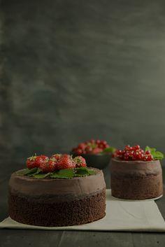 Torta dei 7 vasetti al cioccolato