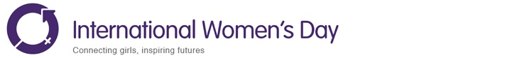 @womensday  International Women's Day (8 March) is a global day celebrating the economic, political and social achievements of women past, present and future.