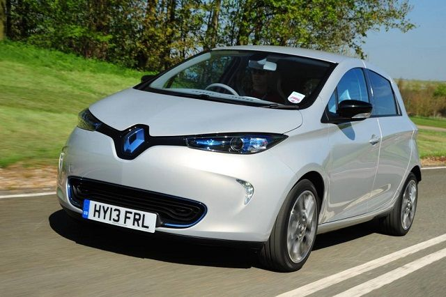 Renault Zoe Review | Electric Cars 2016