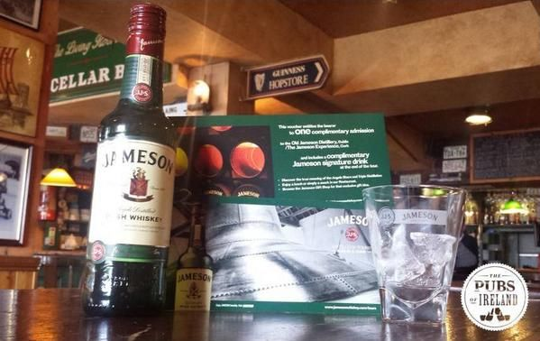 Win a pair of passes to the Jameson distillery tours in either Dublin or Cork - http://www.competitions.ie/competition/win-pair-passes-jameson-distillery-tours-either-dublin-cork-2/