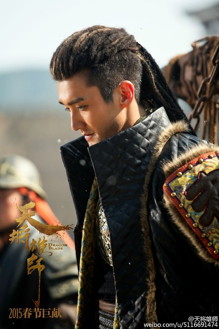 Siwon | Dragon Blade he just had 3 shots and i saw the whole movie in chinese for him
