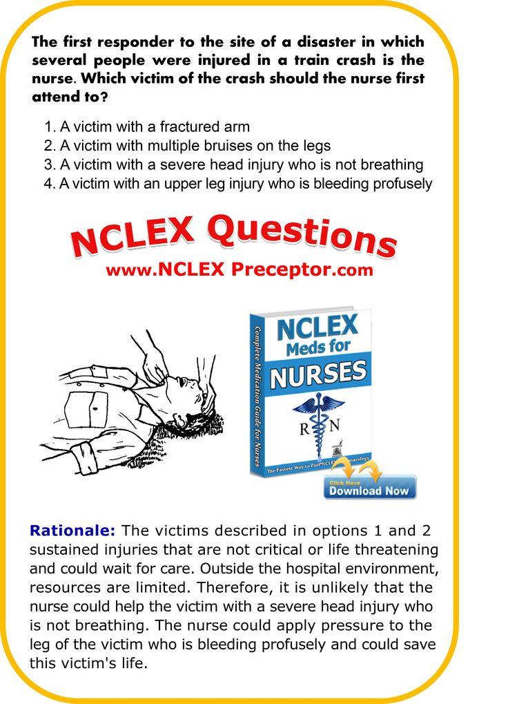 Best nclex study guide questions