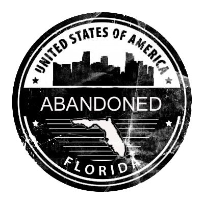 A list of abandoned and forgotten locations in Florida, organized by the city they're in or closest to.