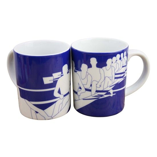 Olympics  Rowing mugs from Hirst & Hirst Living