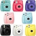 Fujifilm Fuji Instax Mini 8 Camera Instant Film Photo ...