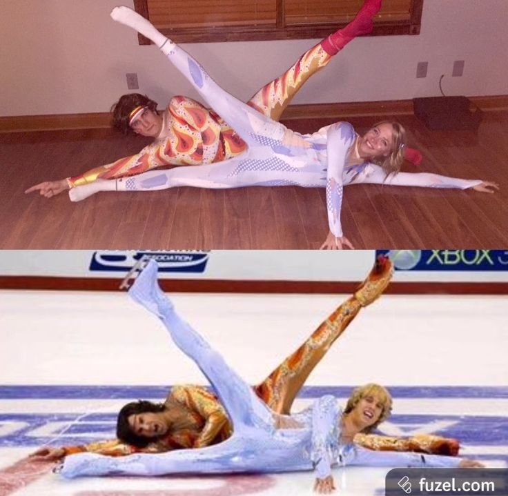 Blades of Glory costume 2016
