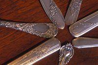 How to Heat & Bend Silverware Into Jewelry | eHow