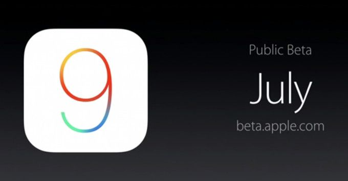 Apple is Launching a Public Beta for iOS 9 in July | iPhone Forums