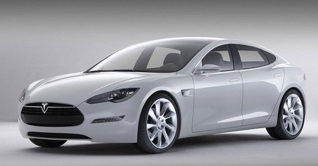 """Tesla Model S almost ready. """"Almost"""" - that's scary, given the recent Fisker stories."""