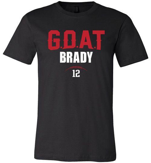 Amazing Tom brady goat Unisex T-Shirt