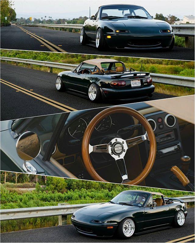❤ @lmphotoss #TopMiata TopMiata.com #mazda #miata #mx5 #eunos #roadster…