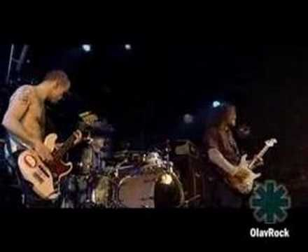 Red hot chili peppers - Soul to Squeeze