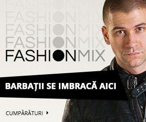 Fashionmix este unul din magazinele online pentru haine de tineri și bărbați cu cea mai rapidă dezvoltare din Europa de est.  www.mycashback.ro/magazin/991/fashionmix