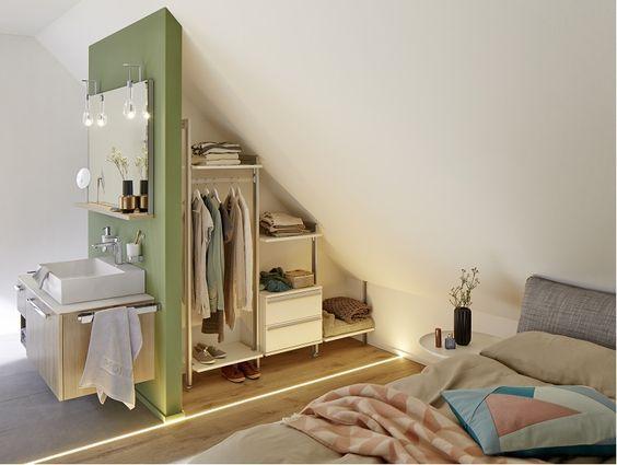 best 25 dachschr ge nutzen ideas on pinterest einbauschr nke bad begehbarer kleiderschrank. Black Bedroom Furniture Sets. Home Design Ideas