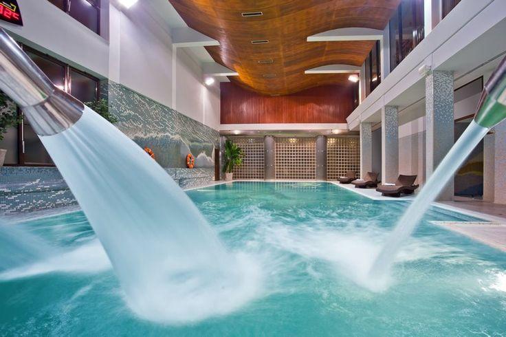 Zła pogoda, gorszy nastrój? Podnieś poziom endorfin w aquaparku Hotelu Klimek****SPA! :-)   Bad weather, worse mood? Raise the level of endorphins in the Klimek Hotel**** SPA's aquapark! :-) http://www.hotelklimek.pl/sport/plywanie #aquapark, #relaks, #happy, #leisure, #odpoczynek, #swimmingpool