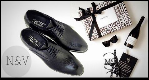 Ανδρικά Βραδινά παπούτσια από το N&V Shoes