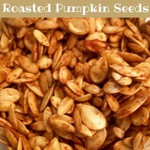 All natural snack loaded with protein. This recipe for pumpkin seeds has a spicy kick!