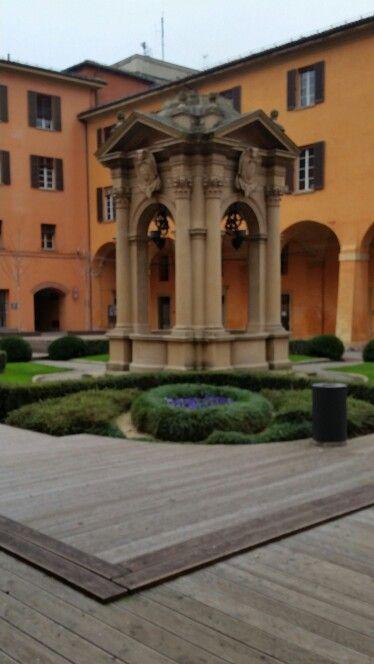 Il pozzo di Palazzo d'Accursio
