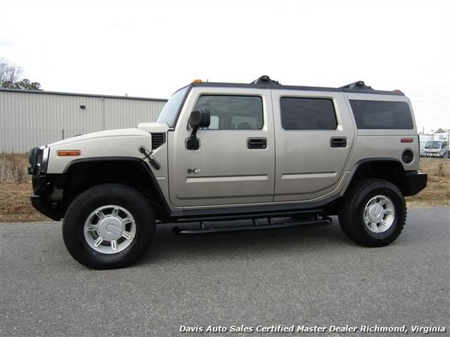 2003 Hummer H2 4X4 for sale in RICHMOND, VA - $15,995 - Davis Auto Sales Certified Master Dealer Richmond, Virginia www.davisautosales.com www.davis4x4.com