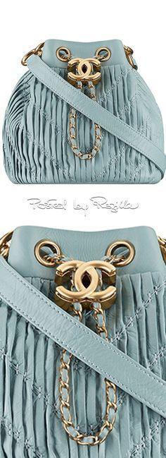 Regilla ⚜ Chanel Shared by Career Path Design.