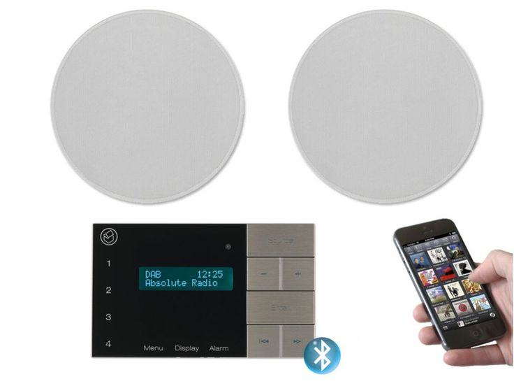 1000 Images About In Ceiling Speakers Radio Systems On Pinterest Radios Ipod Dock And Home