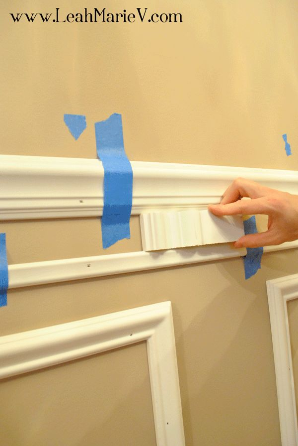 77 Best Molding Images On Pinterest | Crown Moldings, Home Ideas And .
